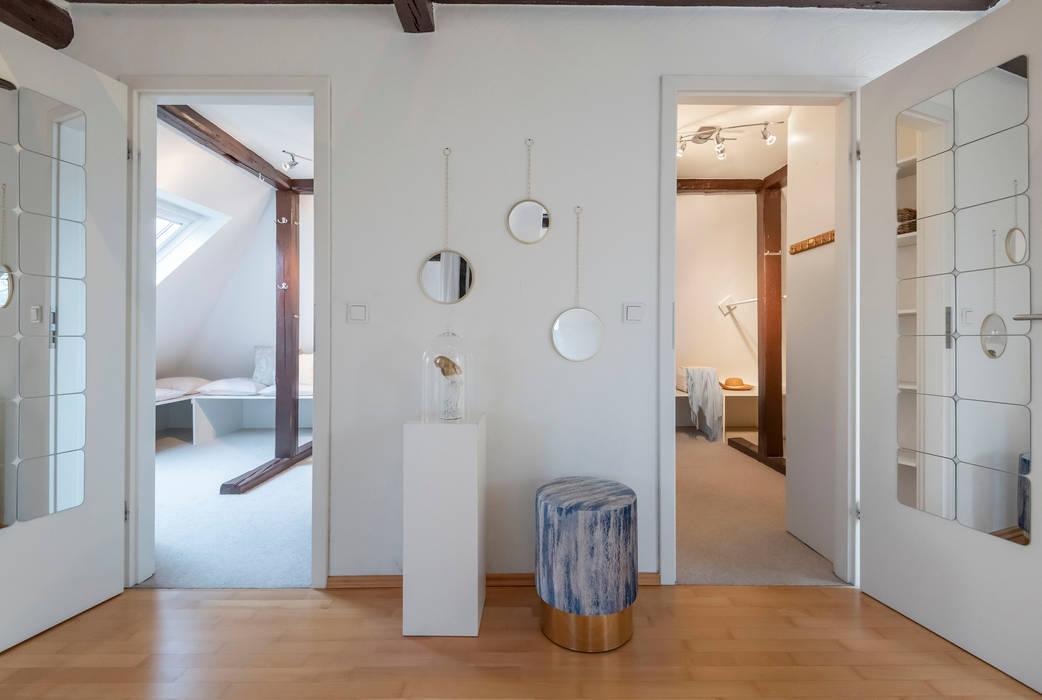Jugendstil-Charme Cornelia Augustin Home Staging Dach