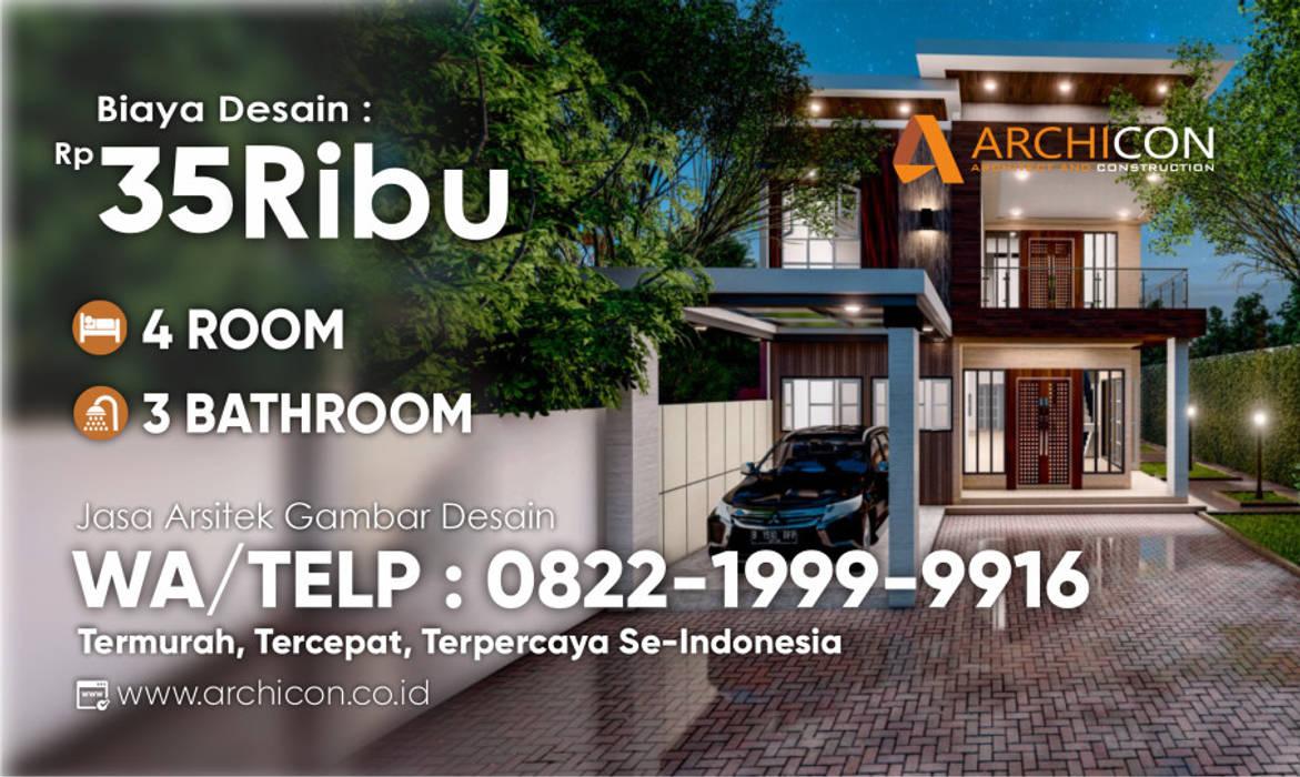 Jasa Arsitek Lampung   Jasa Desain Rumah Lampung   Jasa Desain Interior Lampung   Kota Lampung   Jasa kontraktor Lampung Archicon Architect Kamar Mandi Minimalis