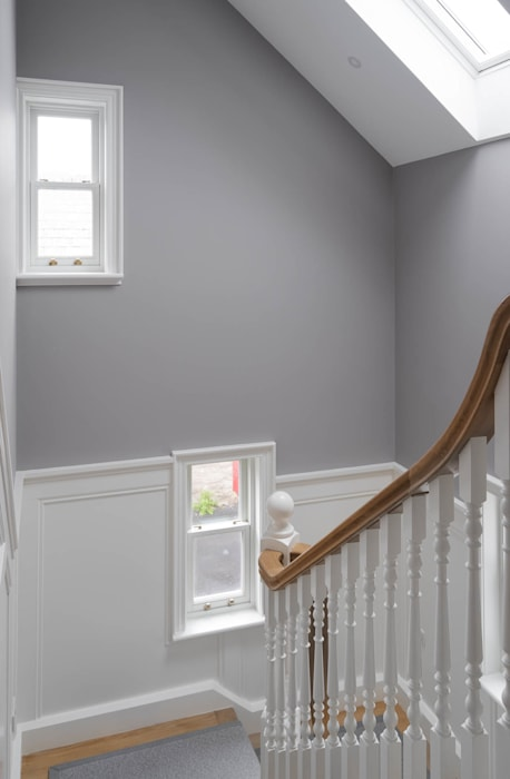 Traditional Architecture & Interiors Hackett Visuals Classic style doors