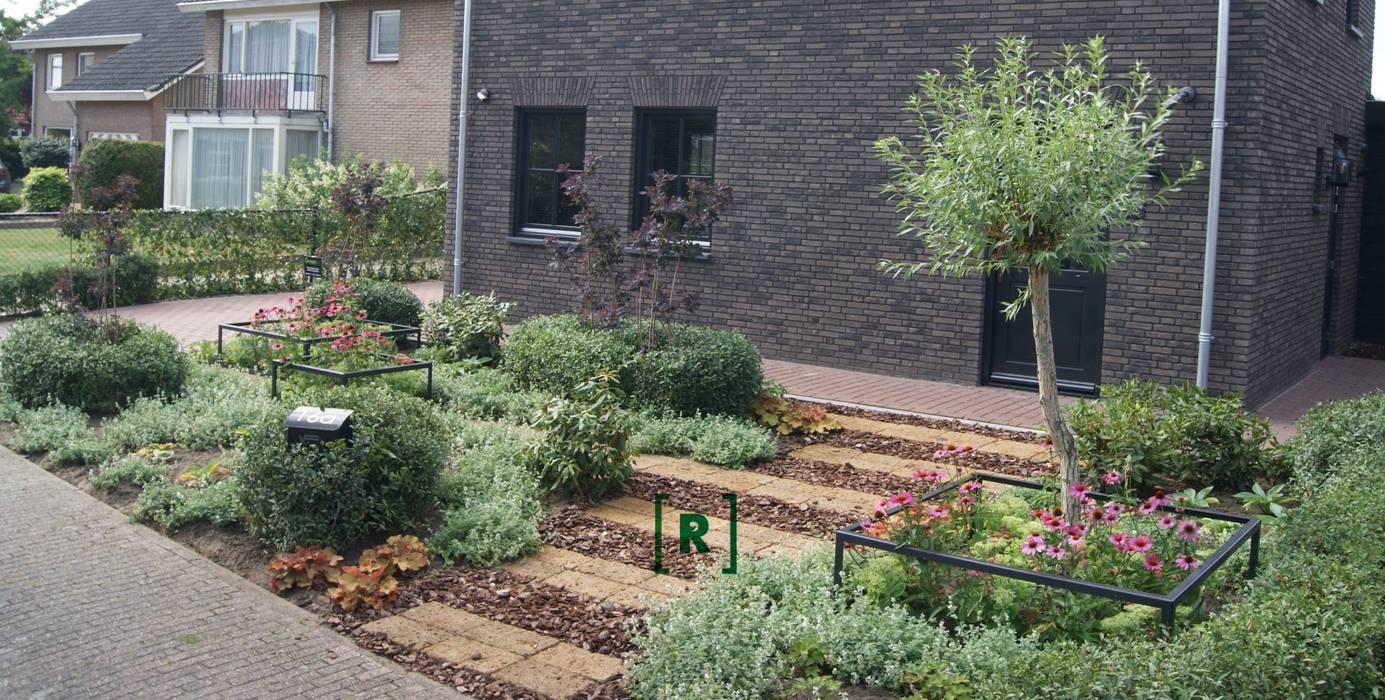 Groenr Jardin avant Jaune