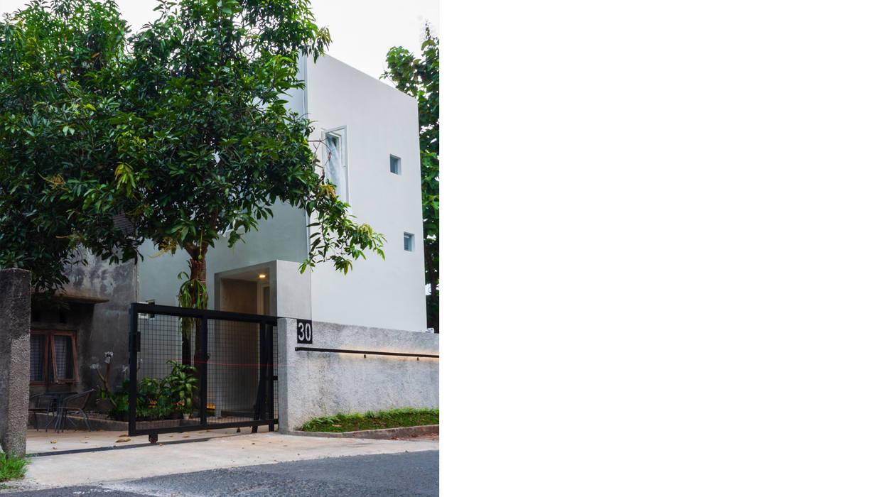G Office | Kantor Mungil di Semarang MR Arsitek Rumah Minimalis
