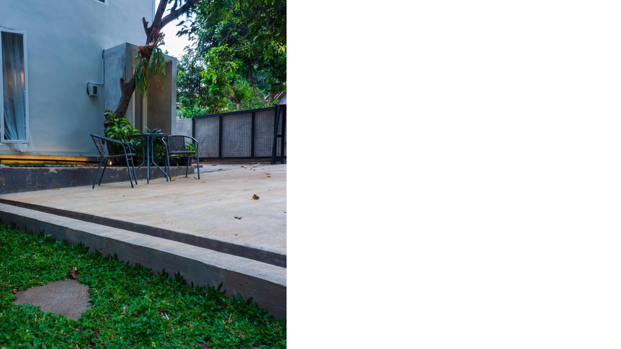 G Office | Kantor Mungil di Semarang MR Arsitek Taman Minimalis
