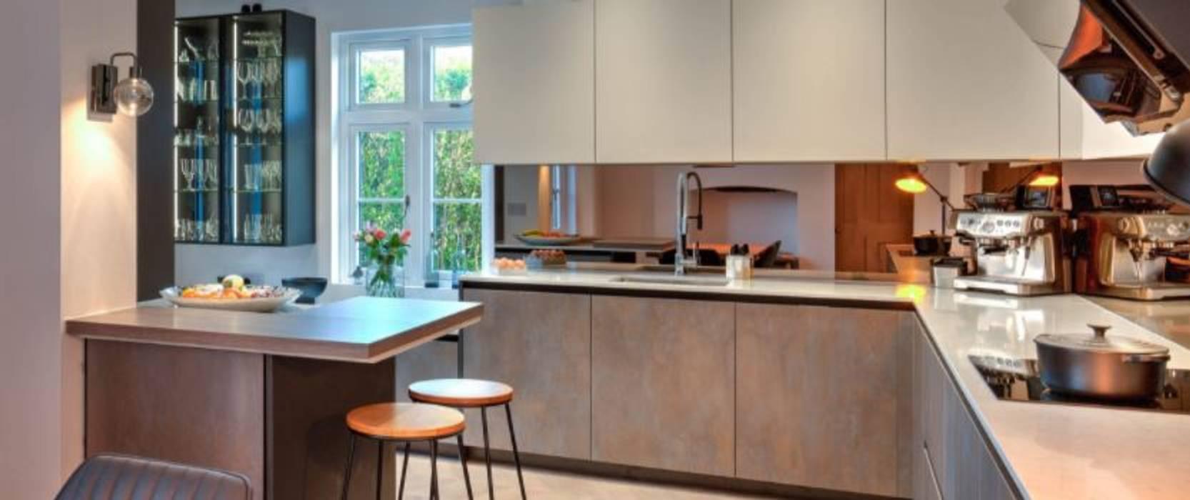 Alon Interiors Alon Interiors Kitchen units