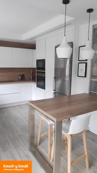 Kouch & Boulé Кухня