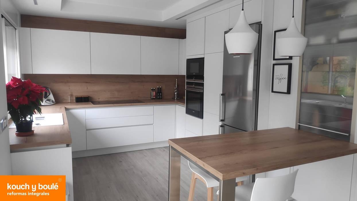 Kouch & Boulé Kitchen
