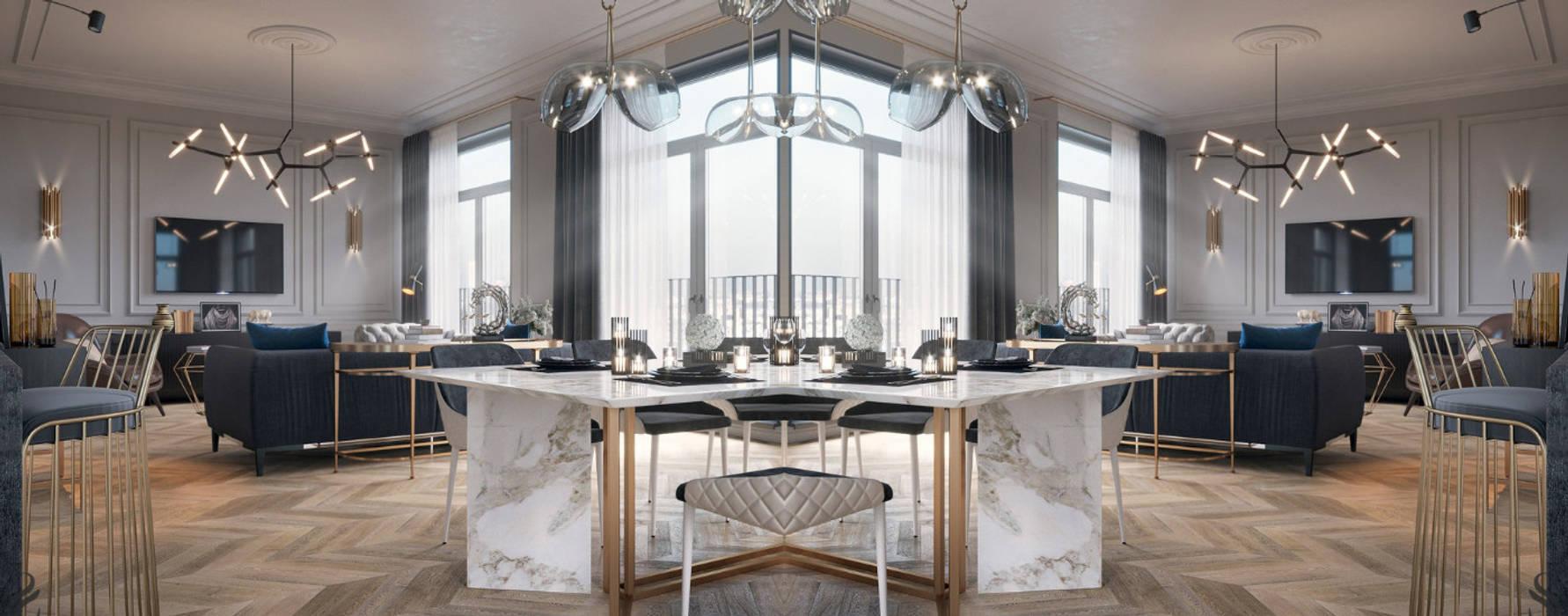 DelightFULL Modern living room