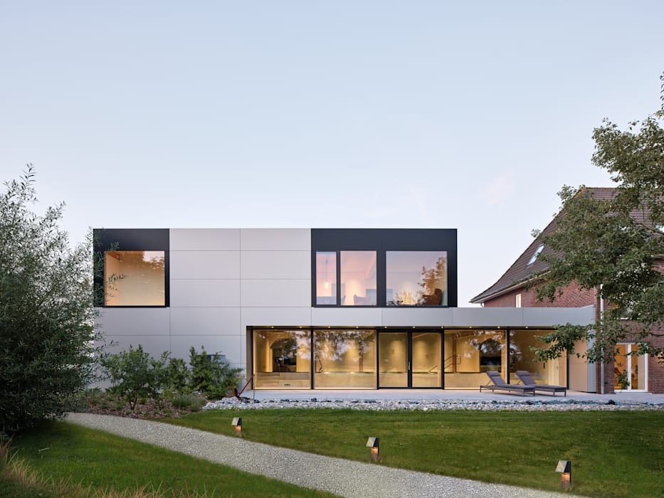 JEBENS SCHOOF ARCHITEKTEN BDA Single family home