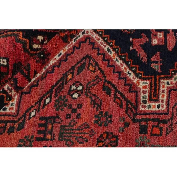 Persian House HogarTextiles Lana Rojo