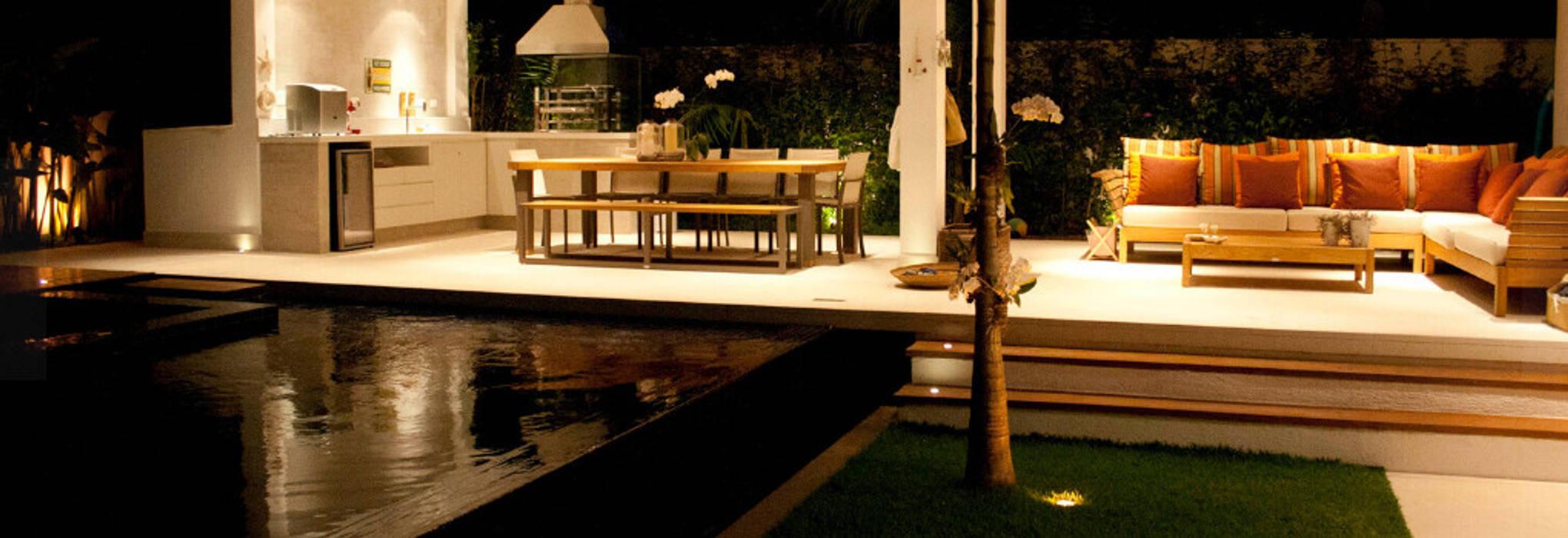 Casa Praia da Baleia RAWI Arquitetura + Design Edifícios comerciais modernos