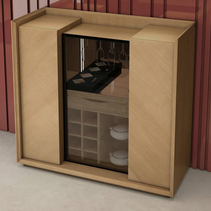 Farimovel Furniture Dining roomWine racks