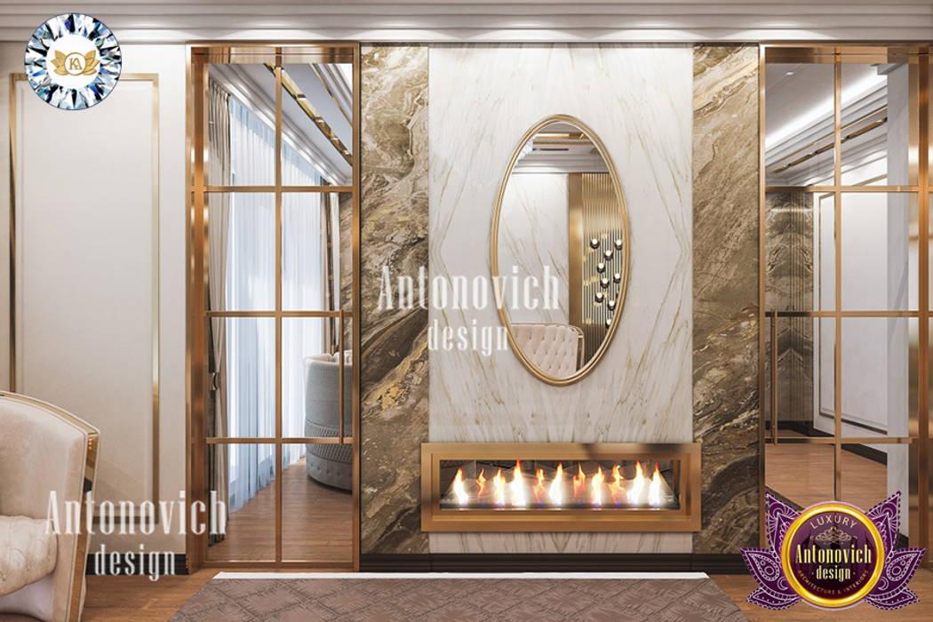 Luxury Antonovich Design Chambre moderne