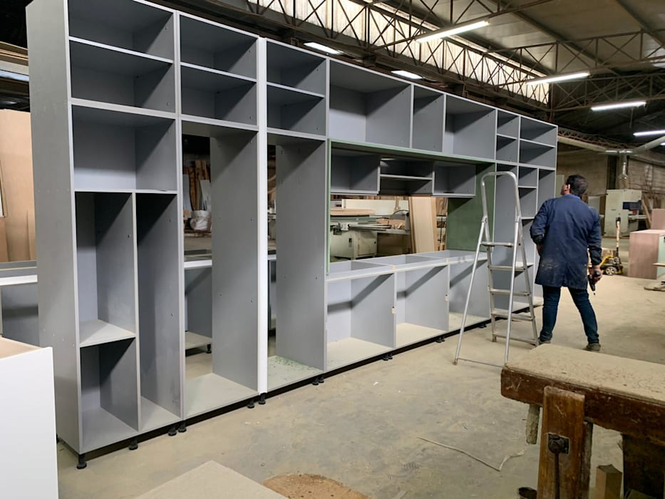 ADN Furniture KitchenCabinets & shelves