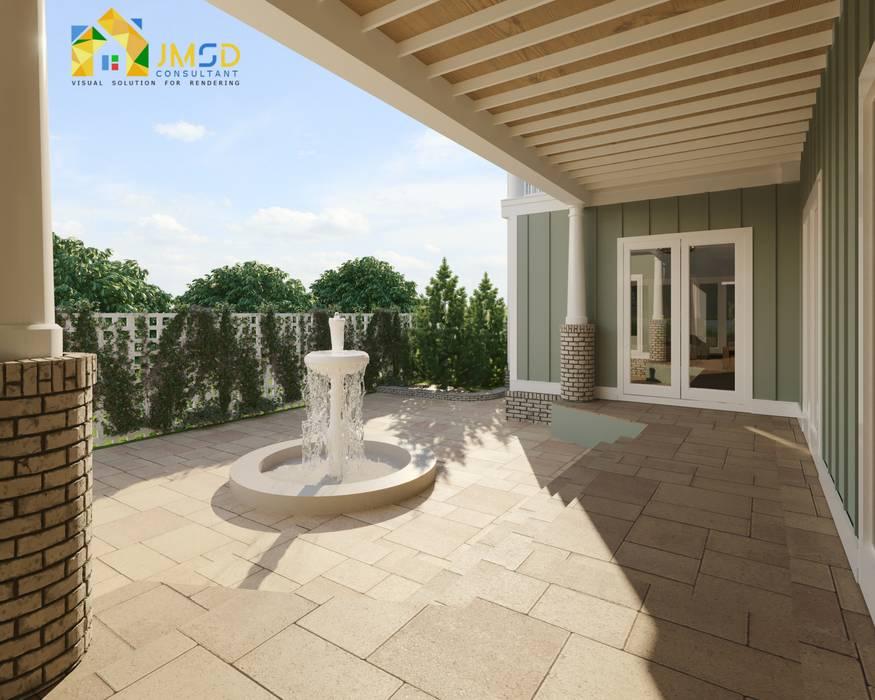 3D Interior Rendering Services for Home JMSD Consultant - 3D Architectural Visualization Studio Interior landscaping Granite Grey