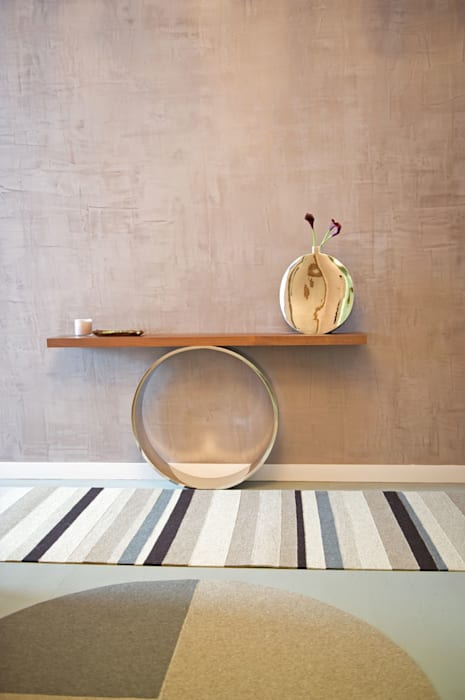 Betty Wasserman Art & Interiors راهرو مدرن، راهرو و راه پله