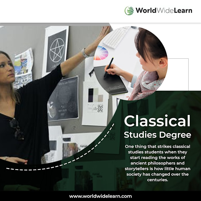 Know Opportunities of Classical Studies Degree - World Wide Learn WorldWideLearn اتاق کار و درس