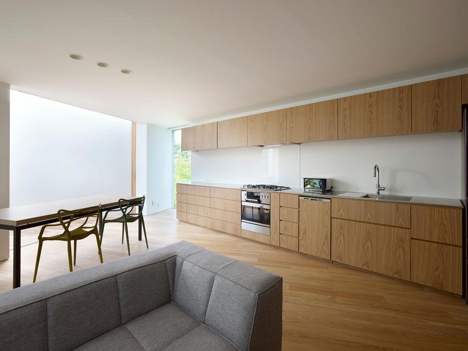 キッチン 小泉設計室 モダンな キッチン