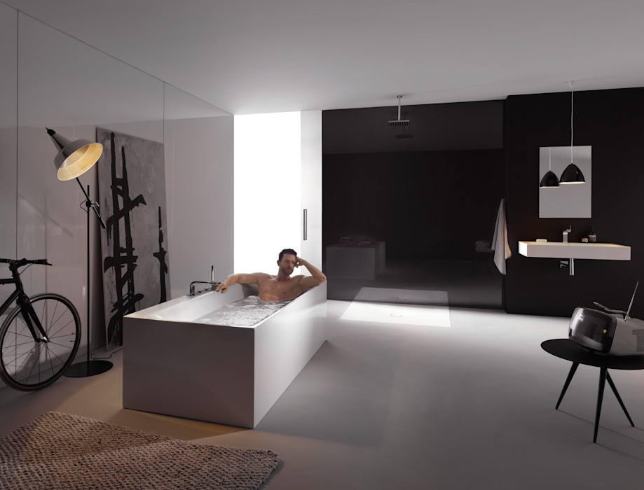 BetteLux - jetzt um die Varianten Highline und Silhouette erweitert BETTE GmbH & Co. KG BadezimmerWannen und Duschen