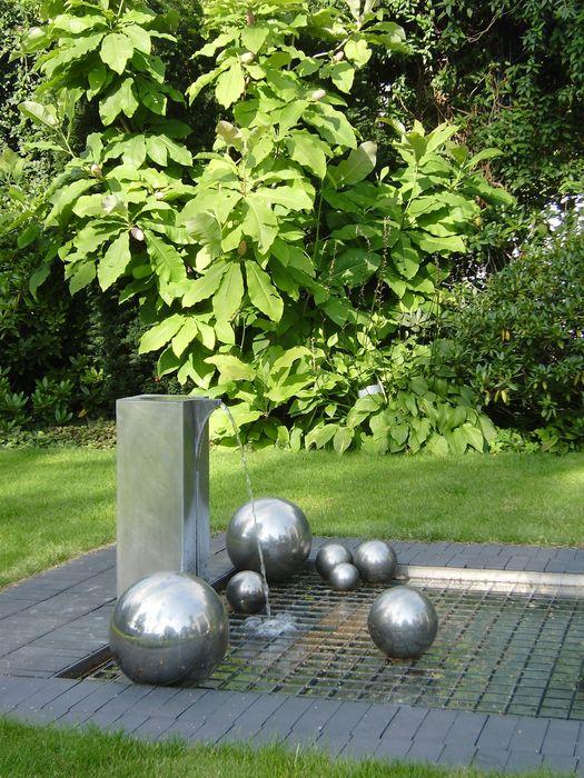 Designergarten L-A-E LandschaftsArchitektur Ehrig & Partner Moderner Garten
