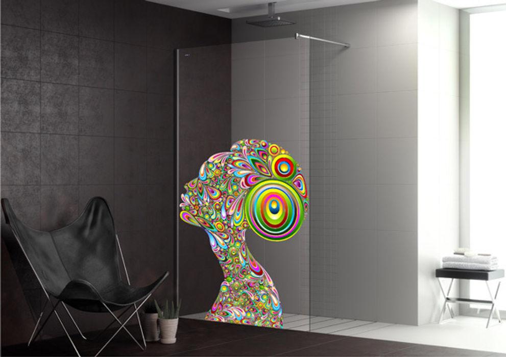 Diseño e Ideas frescas para los cuartos de baños Decoration Digest blog Baños de estilo ecléctico