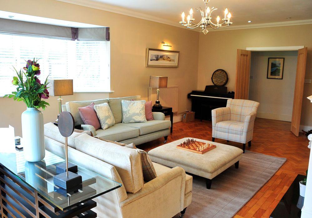 ashurst jaimie k designs ltd Living Room