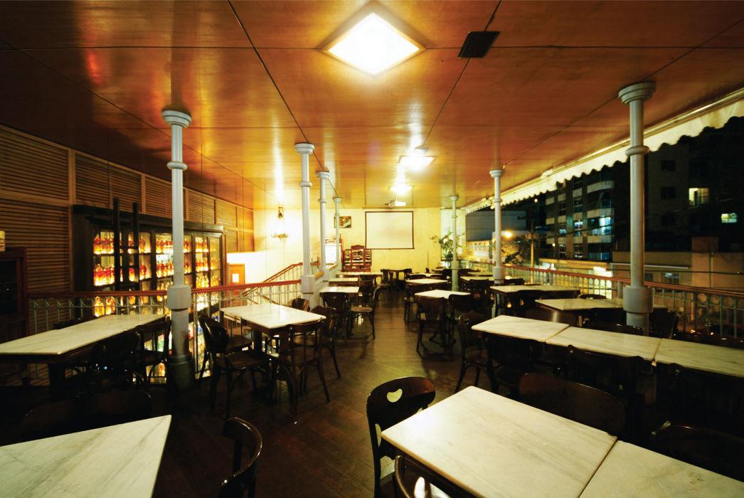Mercearia Bar Mascarenhas Arquitetos Associados Bares e clubes rústicos