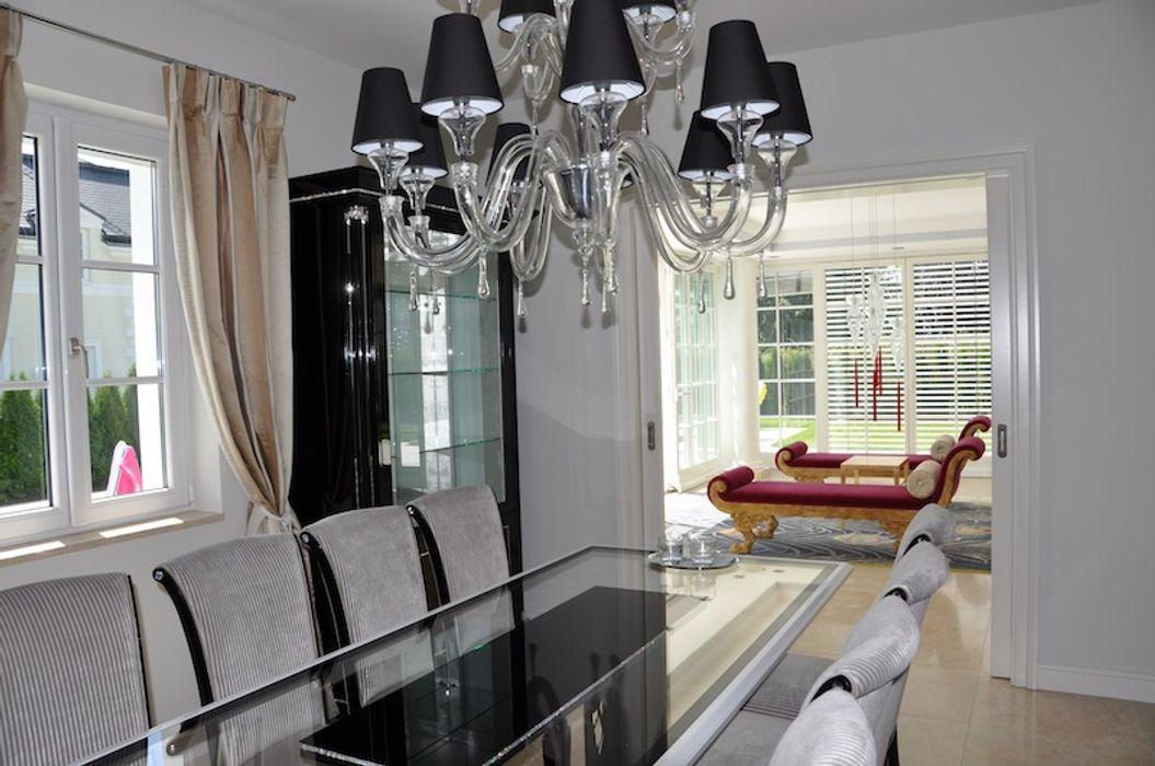 Essbereich Elke Altenberger Interior Design & Consulting Klassische Esszimmer