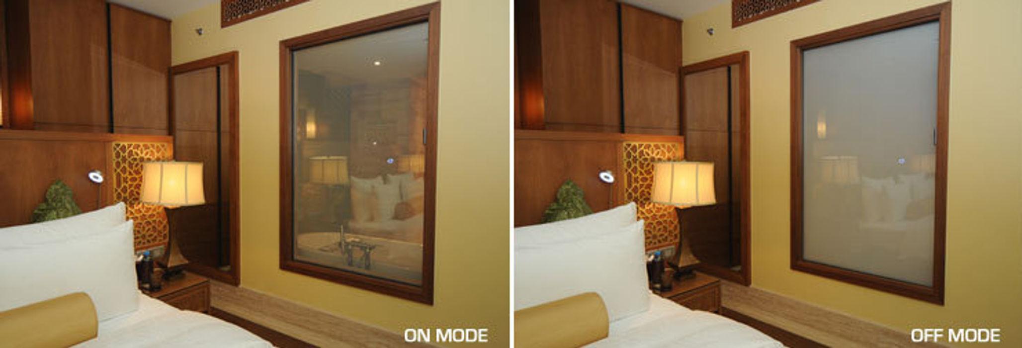 Vidrios de privacidad Modern hotels