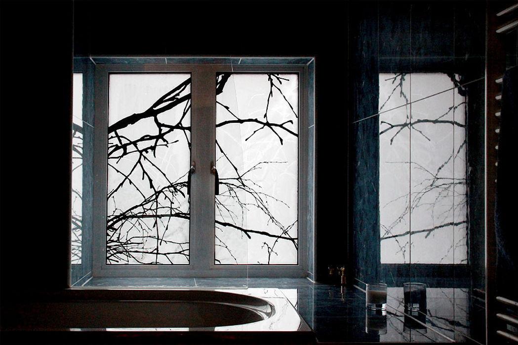 Beech pair rachel welford Modern bathroom