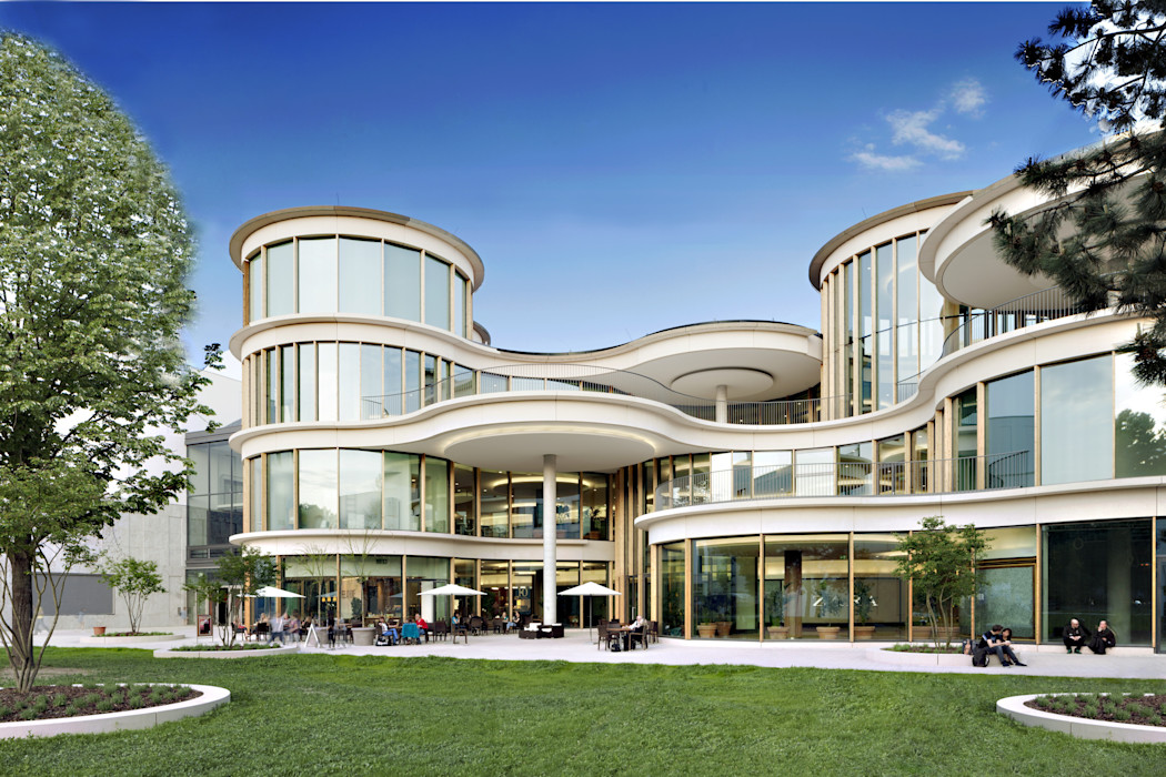Ortner & Ortner Baukunst Ziviltechnikergesellschaft mbH Shopping Centres
