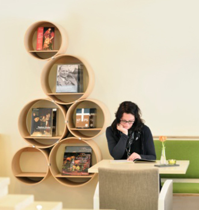 Flexi Tube Nature Kißkalt Designs Geschäftsräume & Stores