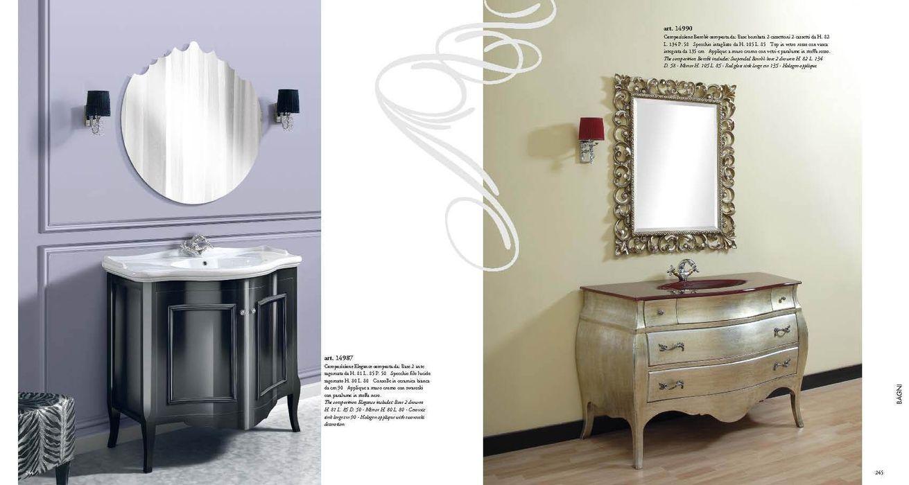 ROMANO MOBILI dal 1960 BathroomSinks