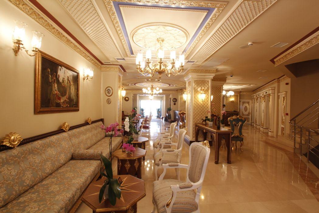 Ottoman Taksim Square Otel CO Mimarlık Dekorasyon İnşaat ve Dış Tic. Ltd. Şti.