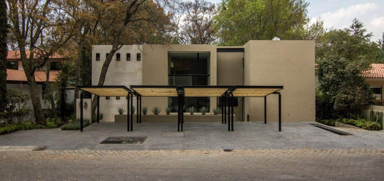 Paseo 63 Sobrado + Ugalde Arquitectos Hoteles de estilo moderno