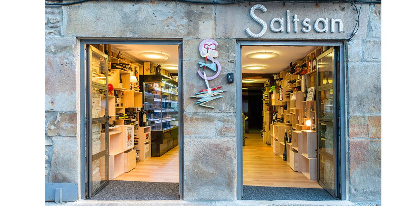 Saltsan.. Estudio TYL Gastronomía de estilo moderno