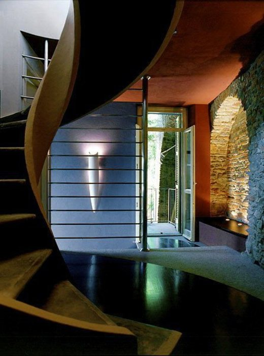 alessandromarchelli+designers AM+D studio Дома в эклектичном стиле