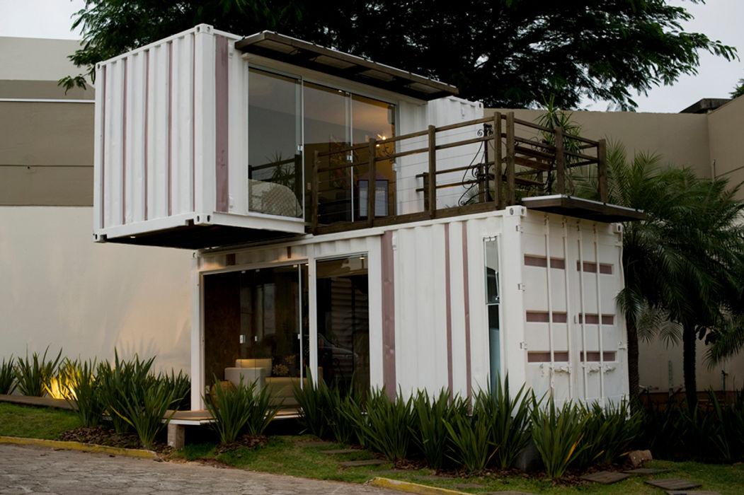Ferraro Habitat Casas minimalistas