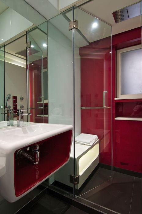 homify Minimalist bathroom