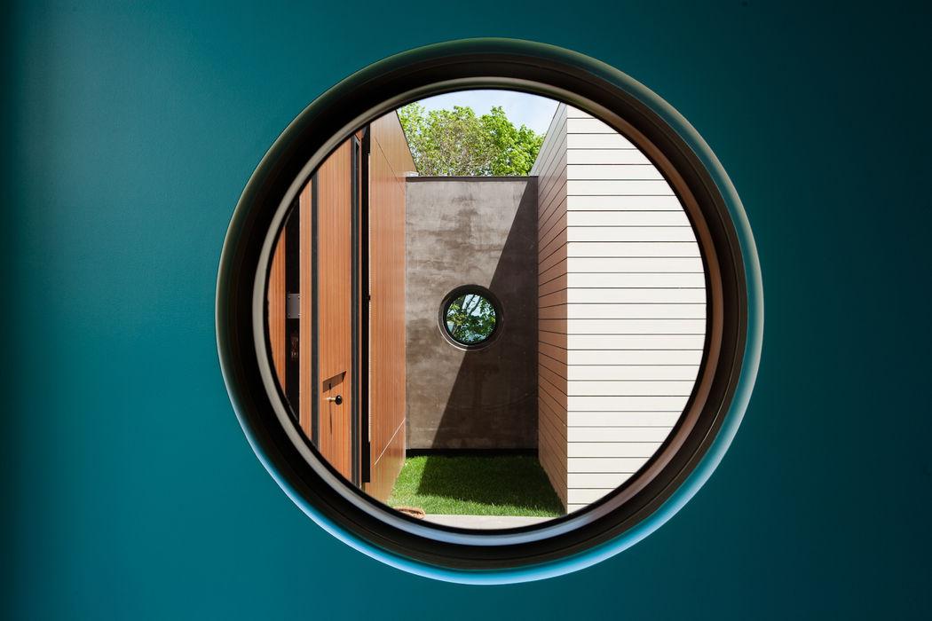 Hampton Bay Residence, detail Labo Design Studio Modern windows & doors