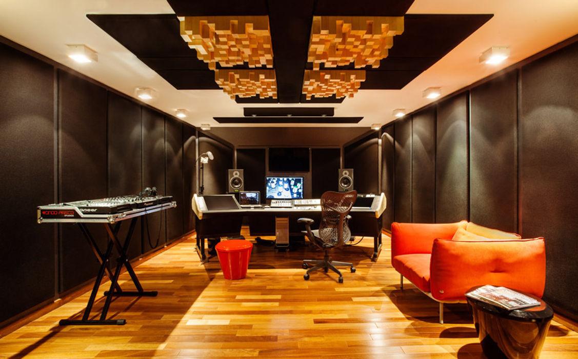 Dado Prisco Studios MarchettiBonetti+ Espaços comerciais modernos