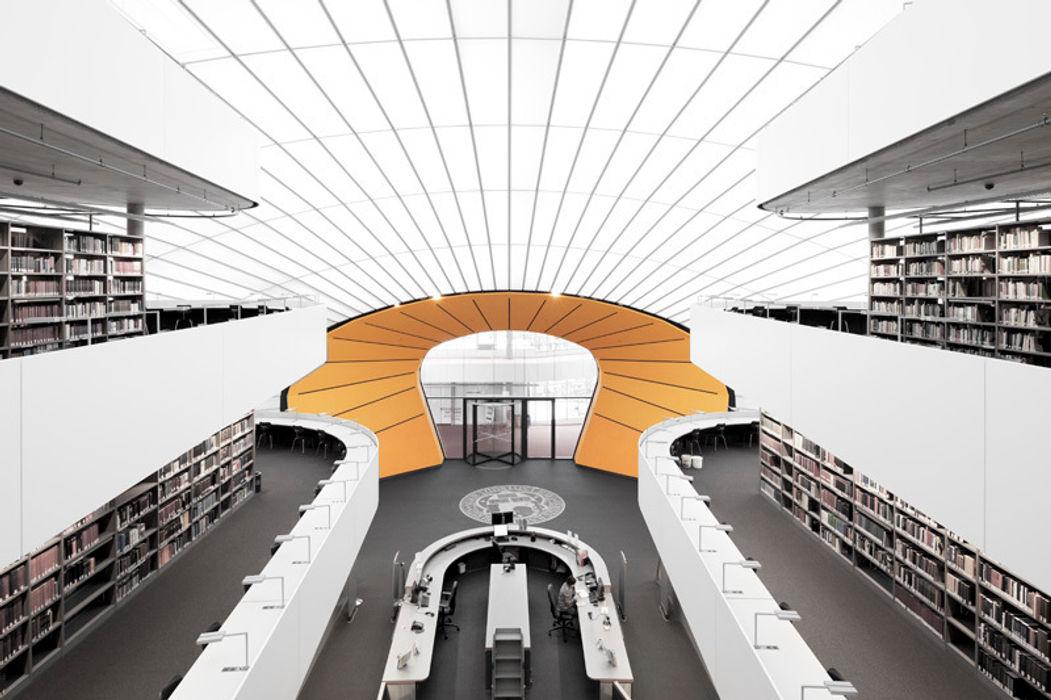 Freie Universität Berlin SICHTKREIS.COM Architekturfotografie Berlin
