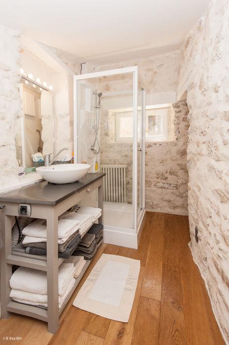 L'envers du décor Pixcity Salle de bain méditerranéenne
