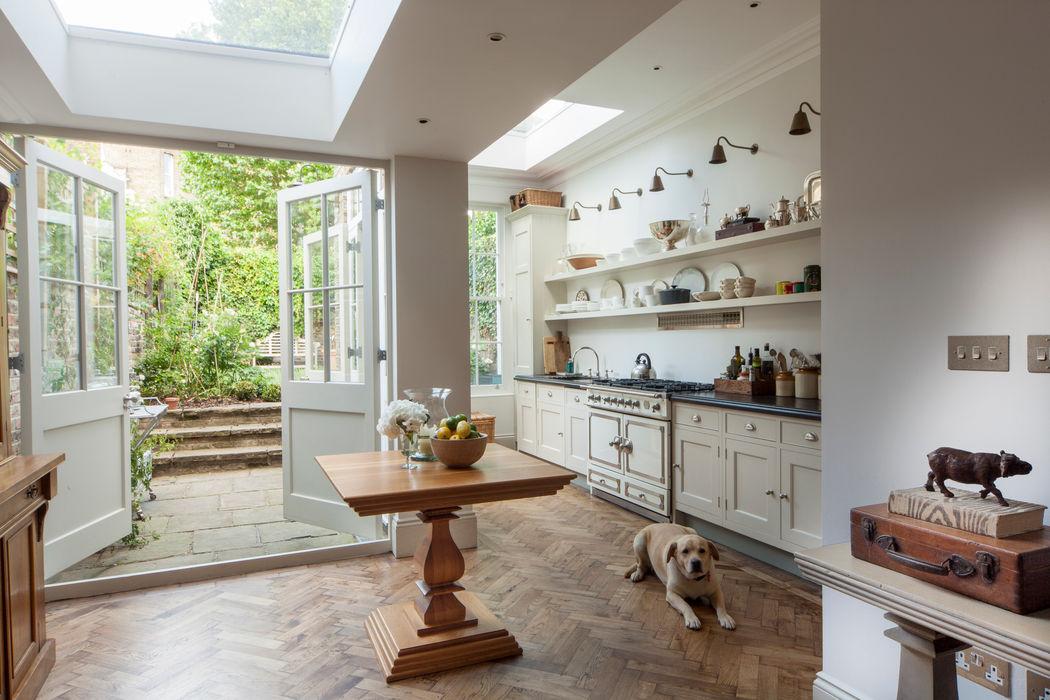 Justin Van Breda - Kitchen Justin Van Breda Dapur: Ide desain interior, inspirasi & gambar