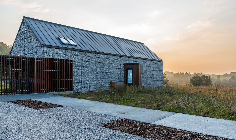 project Kropka Studio Nowoczesne domy