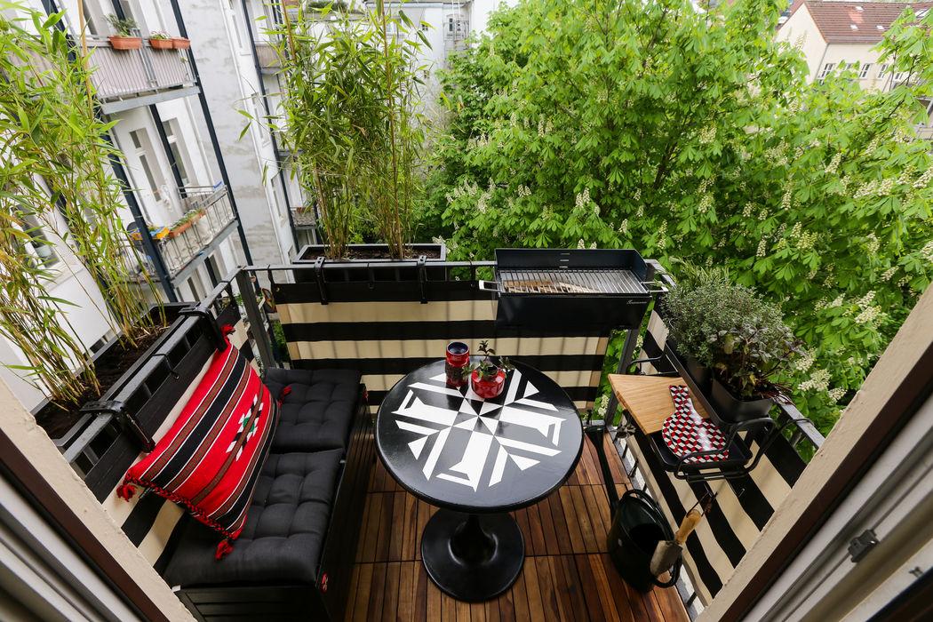 DIE BALKONGESTALTER Balconies, verandas & terracesAccessories & decoration