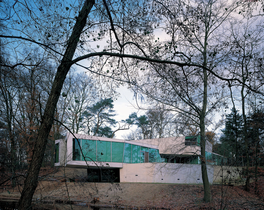 Möbius House UNStudio Houses