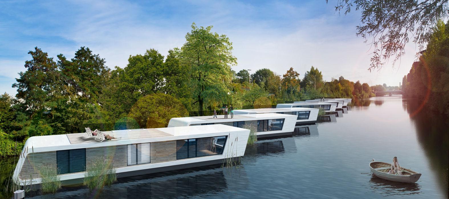 Floating Homes GmbH Habitaciones