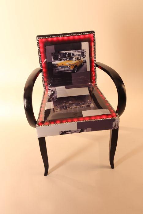 Chevalier Yves Art et déco du siège ВітальняДивани та крісла