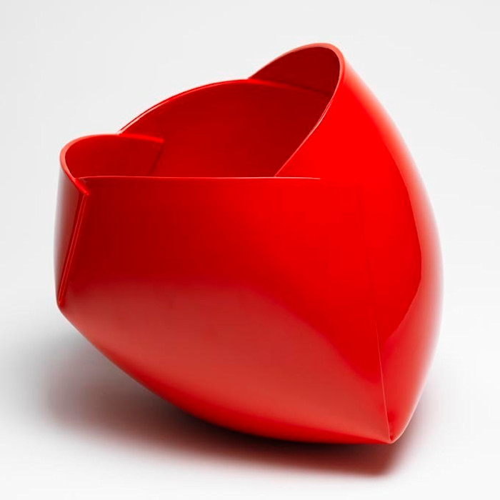 The Earthenware Ferrari Ann Van Hoey Kunst Kunstobjecten