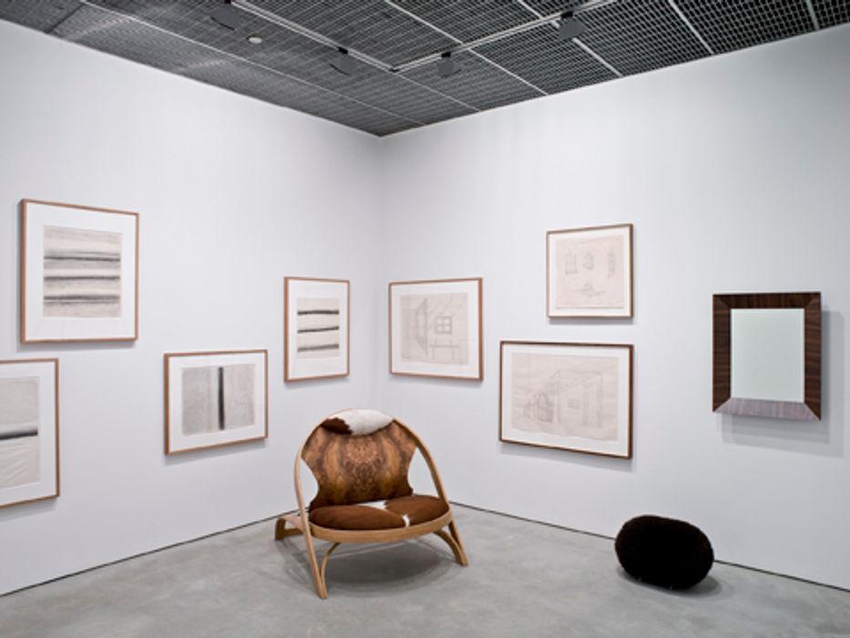 David Nolan Gallery, New York studioMDA Exhibition centres