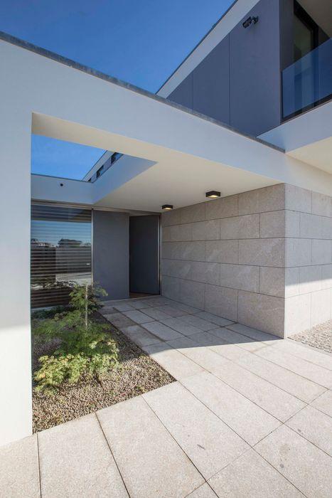 Casa JD Atelier d'Arquitetura Lopes da Costa Casas modernas